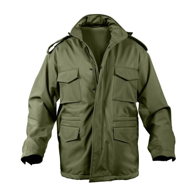 Softshellová bunda Rothco M65, Rothco - Softshellová bunda Rothco M65