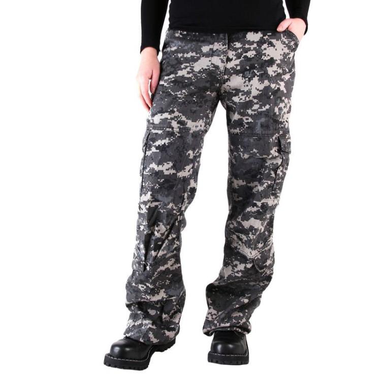Dámské kalhoty Vintage Paratrooper Fatigue, Subdued Urban, Rothco