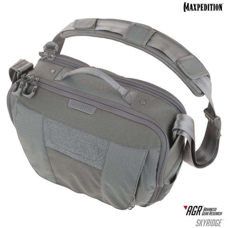 Taška přes rameno Skyridge™, 12,5 L, Maxpedition - Taška přes rameno Maxpedition AGR™ SKYRIDGE