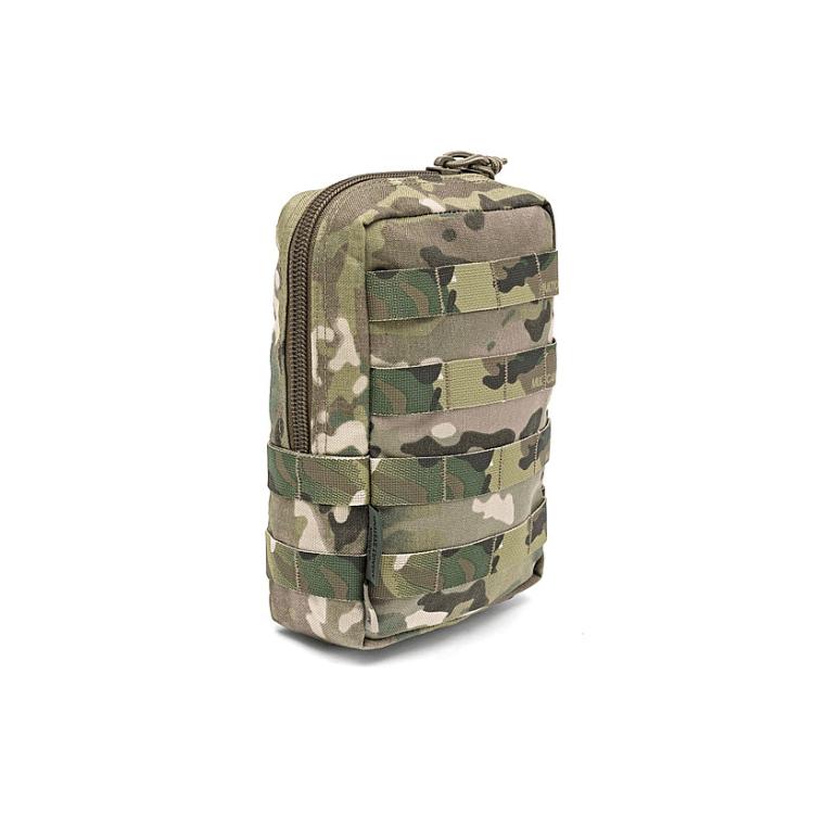 Velká univerzální kapsa Utility na zip, Warrior - Velká univerzální kapsa Utility na zip, Warrior