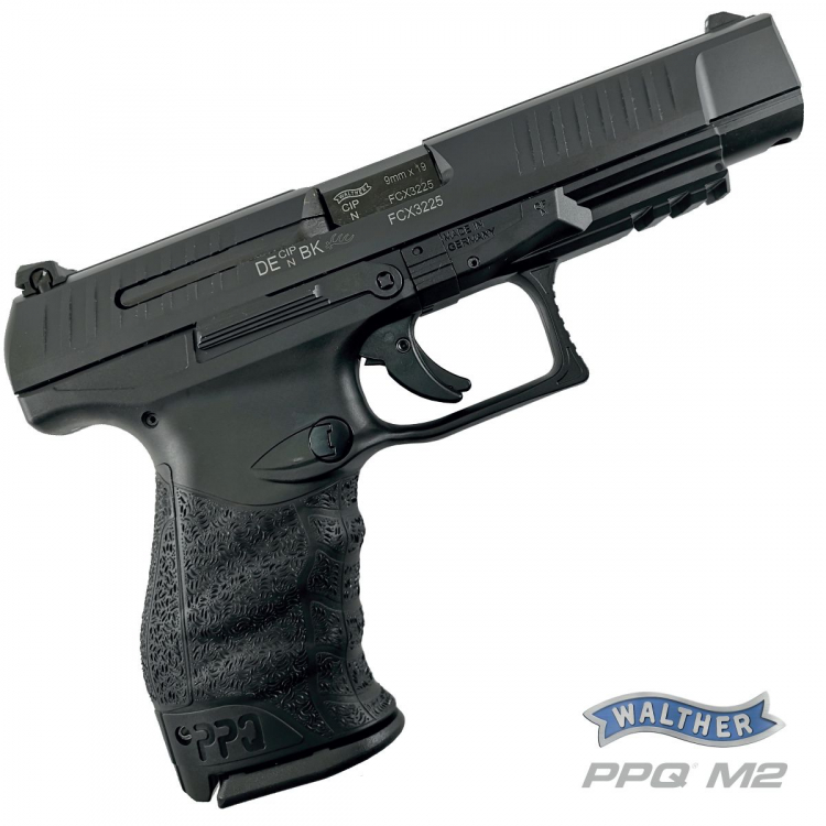Pistole Walther PPQ M2, 9mm Luger