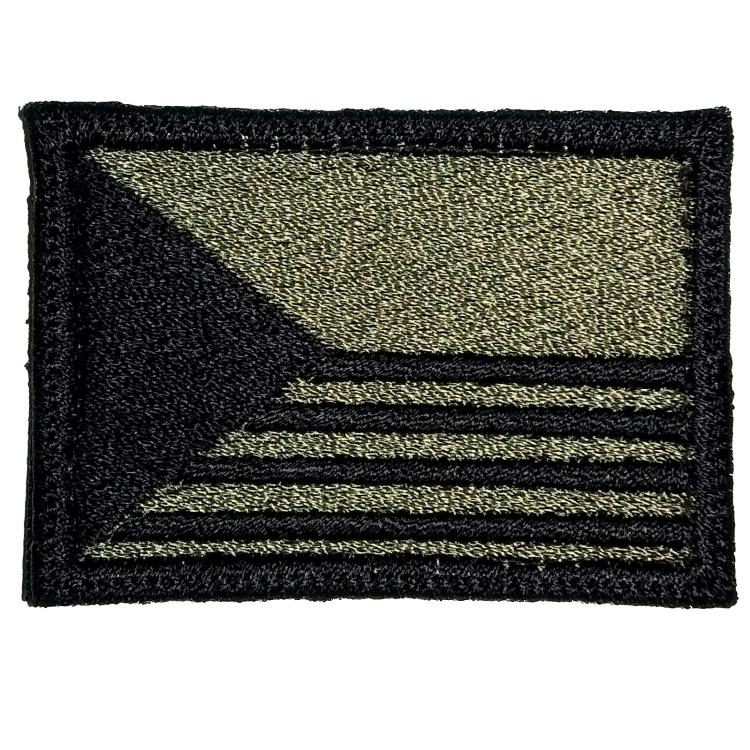 Nášivka Vlajka ČR IR, střední
