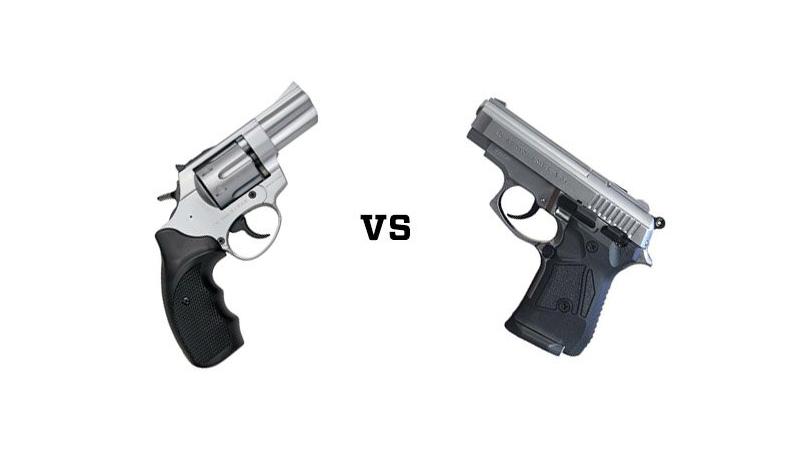 Plynové pistole a revolvery – výhody a nevýhody