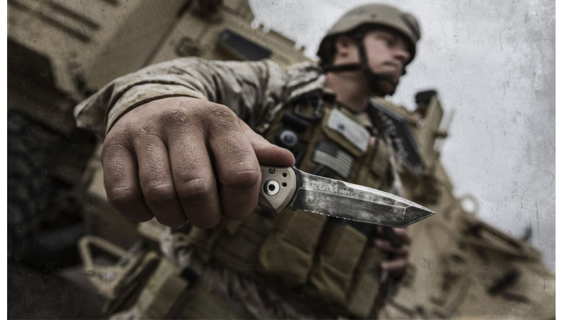 Základní rozdělení nožů