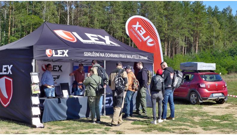 Podporujeme sdružení LEX, podpořte je také!
